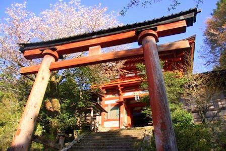 吉野山 水分神社