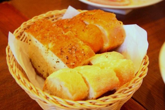 ロマーノ五反田のパン