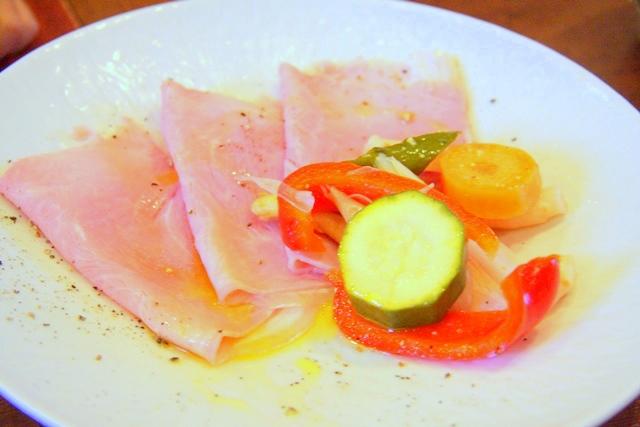 ロマーノ五反田の前菜
