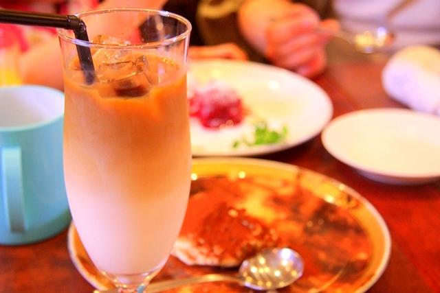 ロマーノ五反田のカフェ