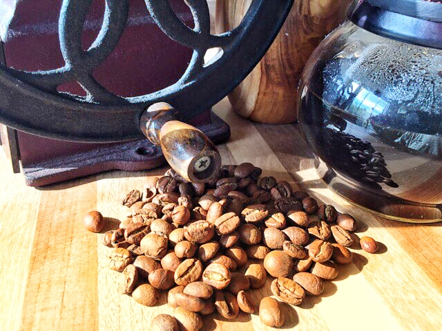 鶴屋の焙煎珈琲豆