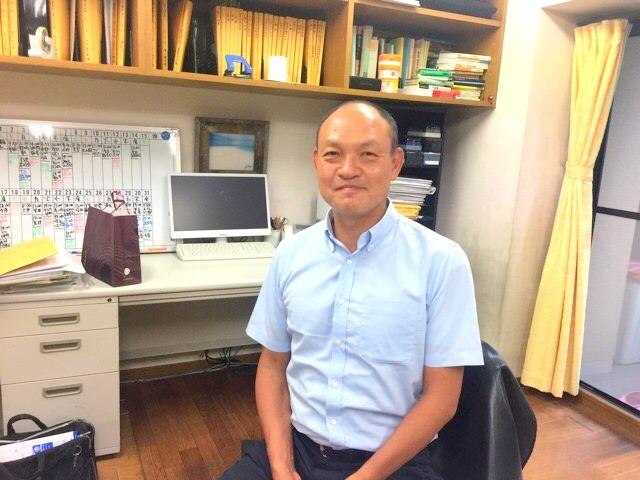 堀江登記測量事務所の土地家屋調査士、堀江悟先生