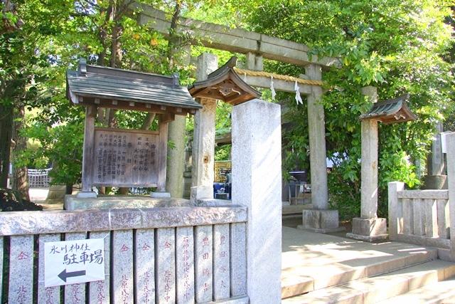 石神井 氷川神社