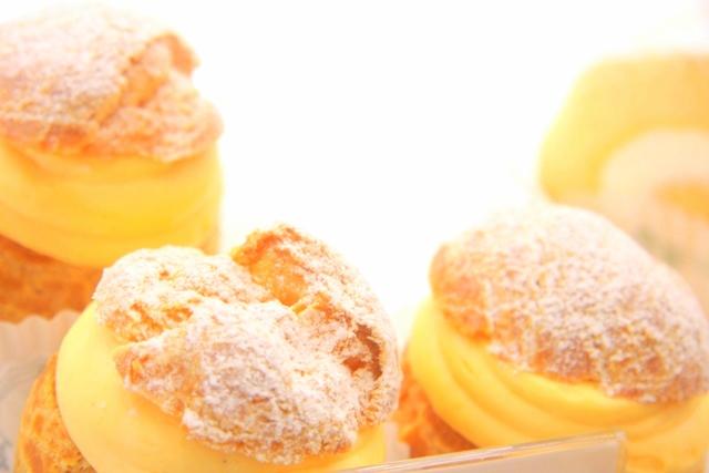 アブルームのシュークリーム