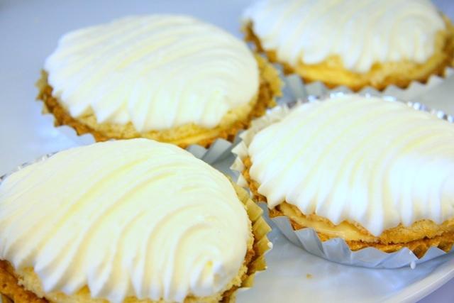 POMPON CAKES BLVD.レモンチーズパイ