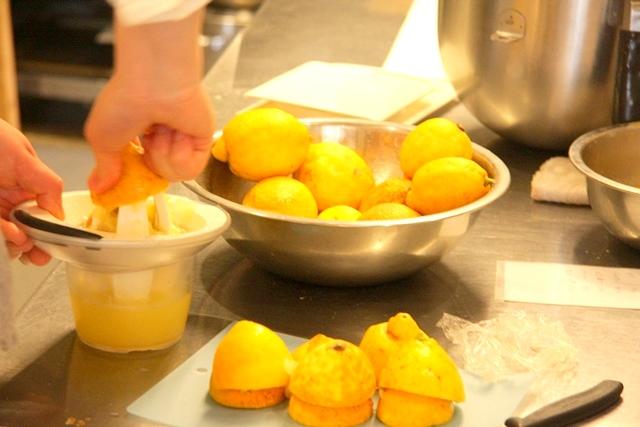 ポンポンケークスブルーバードのレモン