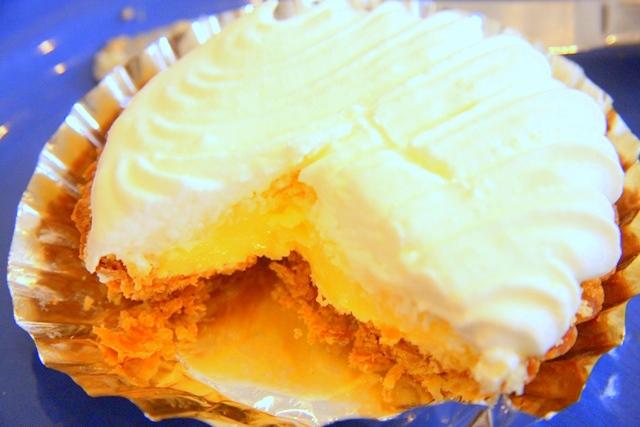 ポンポンケークスブルーバードのレモンチーズパイ