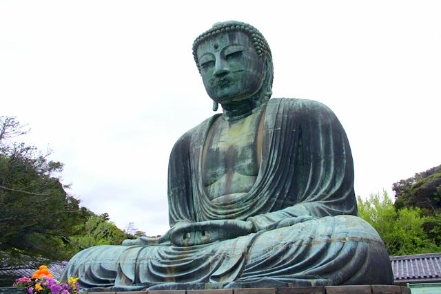 開放感がある鎌倉の大仏様