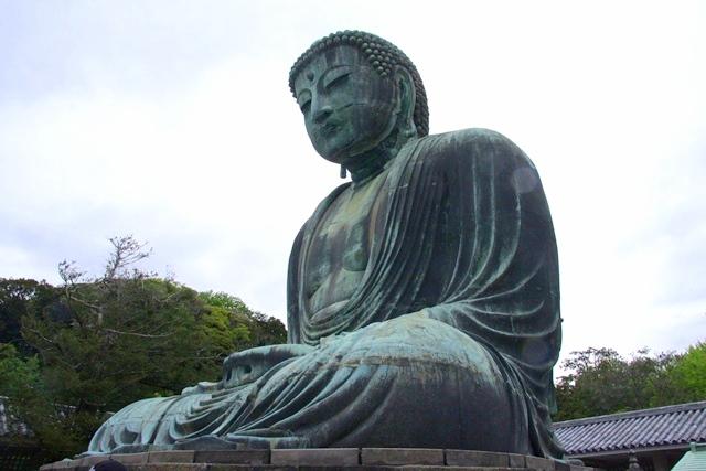 鎌倉大仏様の大きさ