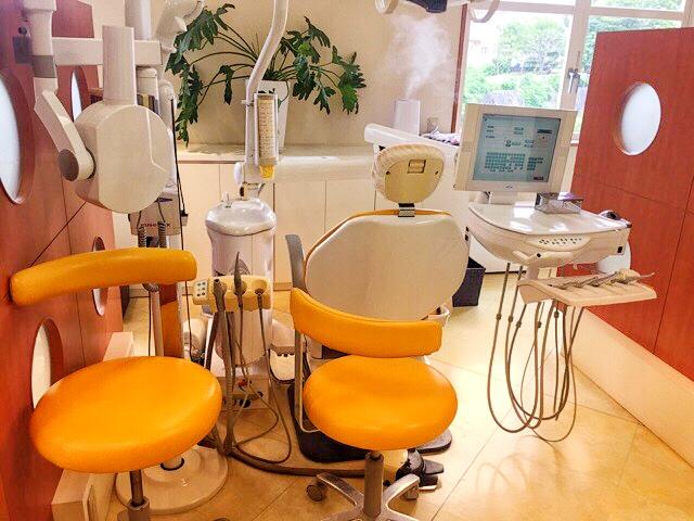 もりわき歯科院内