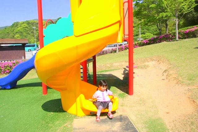 上板SA、公園の遊具