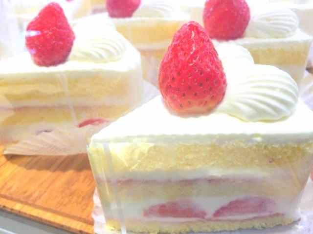 シェ・アオタニの イチゴショートケーキ