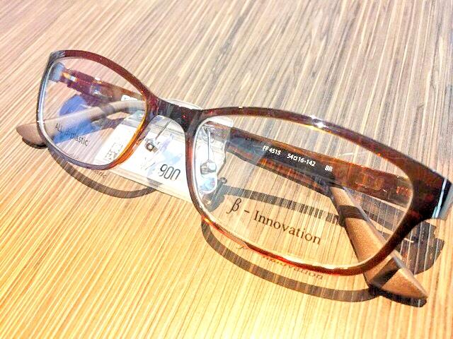高槻ロイドの眼鏡フレーム