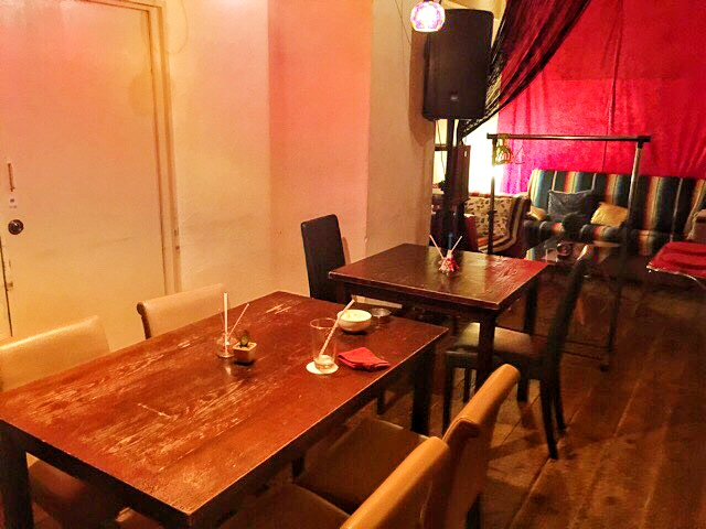 House Bar MUSE店内