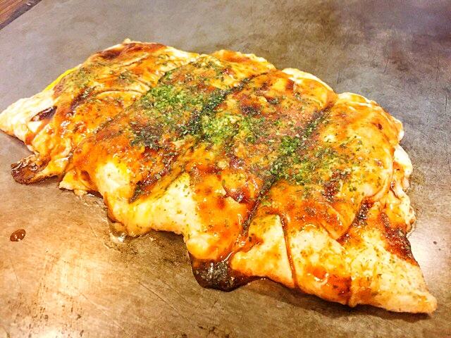 すゑちゃん青木店とん平チーズ