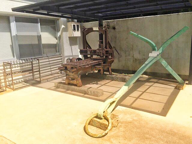 大山祇神社、海事博物館の中は撮影禁止