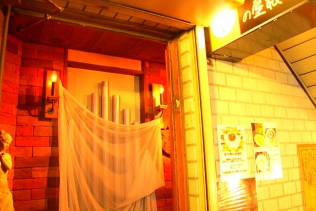バーラジルの扉
