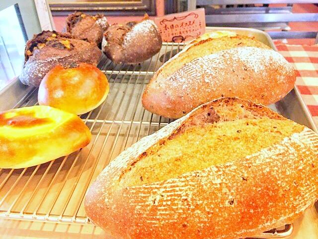 パラダイス&ランチ、ラ・ギャミヌリィのハード系パン