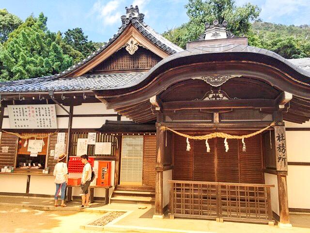 白髭神社社務所