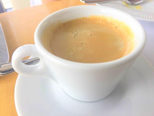 レガーロのカフェ