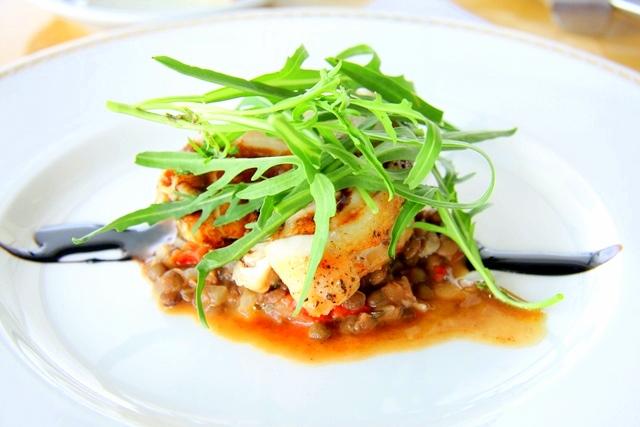 レガーロの料理は契約農家で育てた安心の野菜を使用