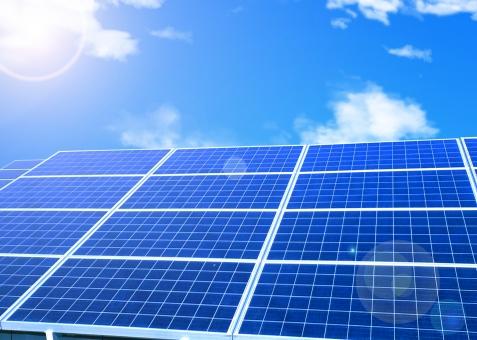 トランスオーシャンプランニング太陽光発電イメージ