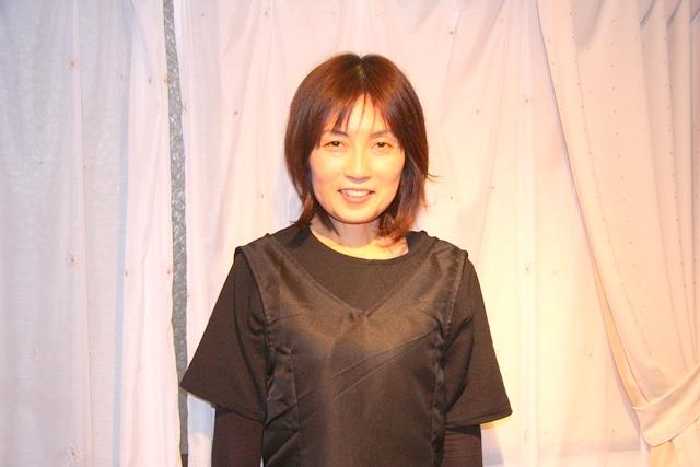 Maruun のアロマセラピスト金井朝子さん
