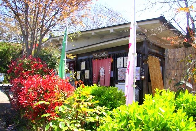 花山山本さんのお土産専門店と併設してお食事処があります。