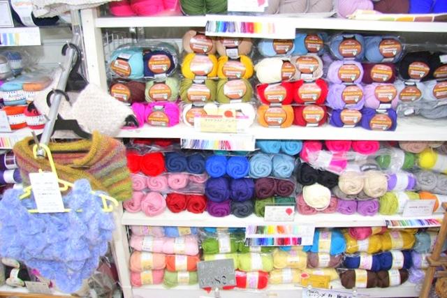 キューピー毛糸店