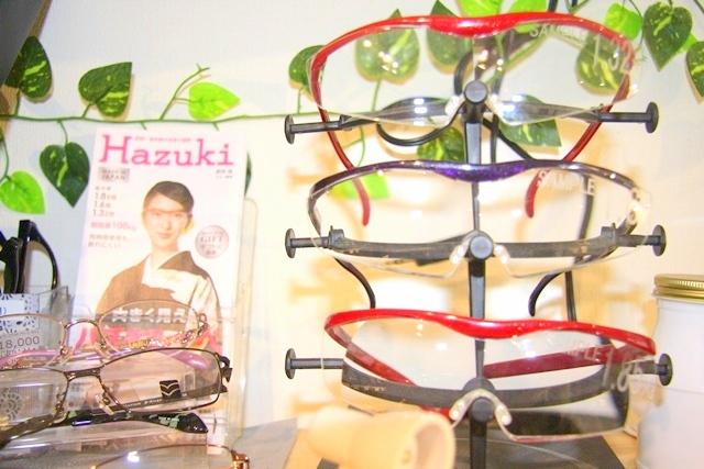 大阪伊勢屋で販売するハズキルーペ