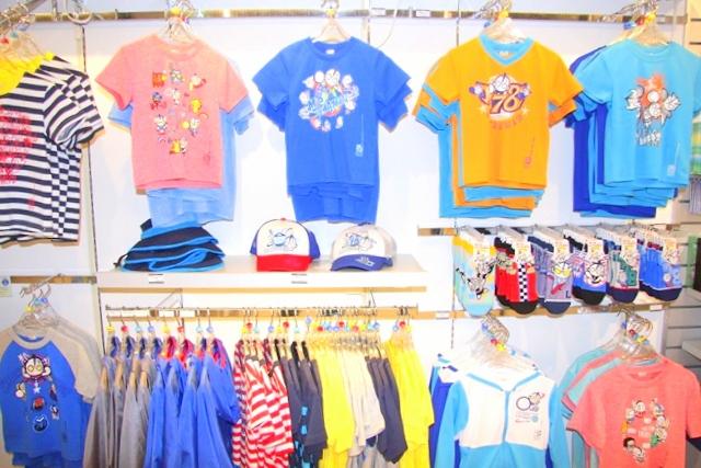 大阪の阪急三番街北館にある、ウルトラマンワールドM78大阪店