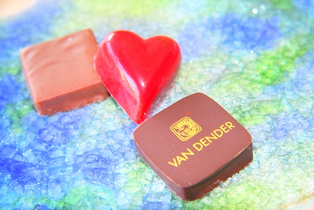 VAN DENDERのショコラ