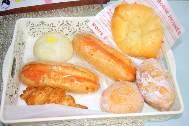 トルタロッソの無添加、無着色、伊賀生まれの美味しいパン