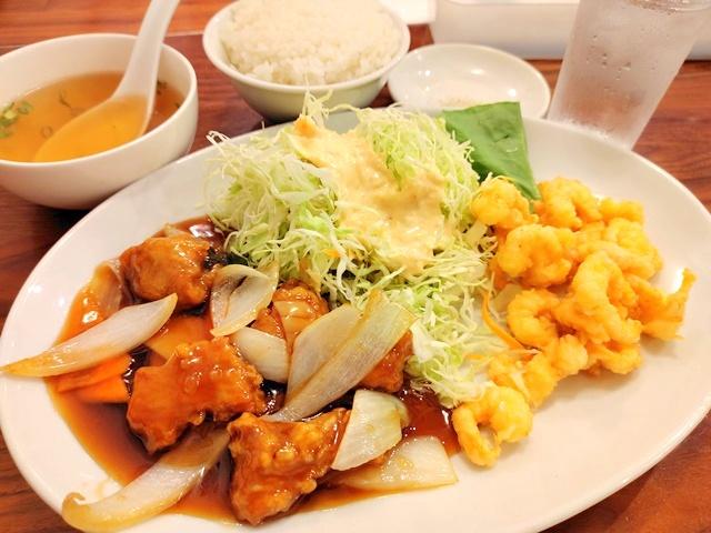 茨木市の雁飯店